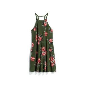 NINE BRITTON - Peggie Back Detail Dress Size: XL